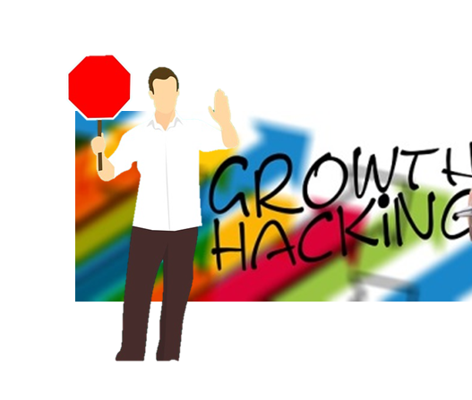 No Growth Hacking in India